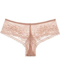 Triumph - Darling Lace Thong - Lyst