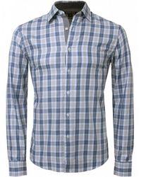 MICHAEL Michael Kors - Large Check Shirt - Lyst