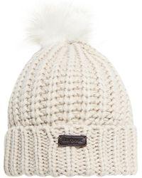 Barbour - Saltburn Beanie Hat - Lyst