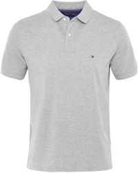 Tommy Hilfiger - Regular Fit Tipped Polo Shirt - Lyst