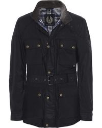 Belstaff - Waxed Roadmaster Jacket - Lyst