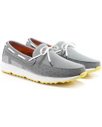 Swims - Breeze Leap Laser Boat Shoes - Lyst