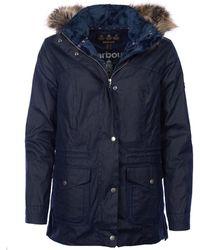 Barbour - Southwold Wax Jacket - Lyst