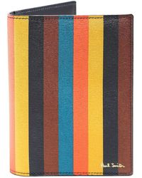PS by Paul Smith - Bright Stripe Passport Cover - Lyst