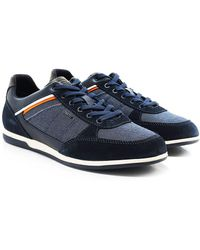 Geox - Renan Trainers - Lyst