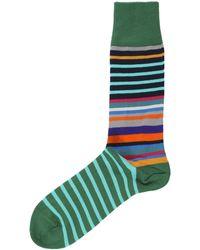 PS by Paul Smith - Mojo Multi Striped Socks - Lyst