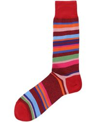 PS by Paul Smith - Aster Stripe Socks - Lyst