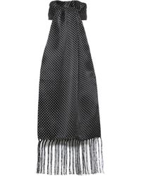 Tootal | Pin Dot Silk Scarf | Lyst