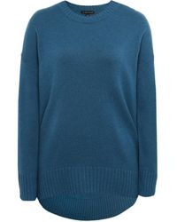 Eileen Fisher - Cashmere Crew Neck Jumper - Lyst