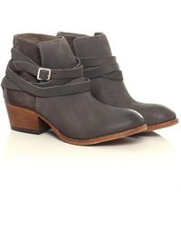 H by Hudson | Horrigan Calf Leather Boots | Lyst