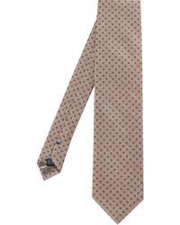 Stenstroms - Silk Patterned Tie - Lyst