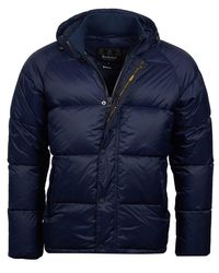 Barbour - Fibre Down Quilted Busa Jacket - Lyst