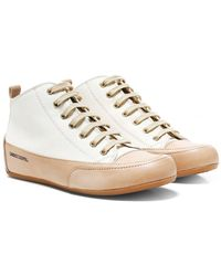 Candice Cooper - Panna Mid Top Trainers - Lyst