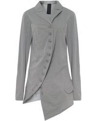 Rundholz - Asymmetric Jacket - Lyst