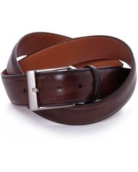 Magnanni - Newhan Leather Belt - Lyst