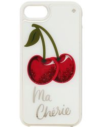 Kate Spade - Ma Cherie Iphone 7 Case - Lyst