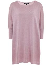 Ilse Jacobsen - Cindie 05 Glitter Tunic Dress - Lyst