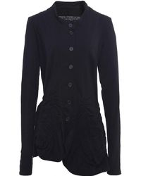 Rundholz - Jersey Ruched Jacket - Lyst