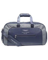 Hackett - Two Colour Duffle Bag - Lyst