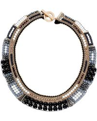Butterfly - Beaded Soho Necklace - Lyst