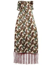 Tootal | Silk Paisley Scarf | Lyst