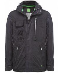 BOSS Green - Julian Packaway Coat - Lyst