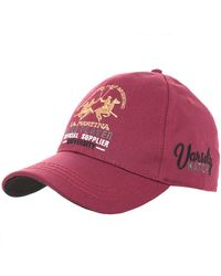 La Martina - Dallas Cap - Lyst