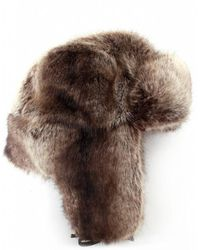 Stetson - Woodhaven Faux Fur Hat - Lyst