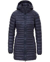 Napapijri - Aerons Long Hooded Jacket - Lyst
