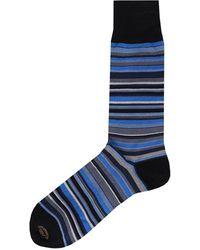 Effio - Glorious Striped Socks - Lyst