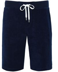 Tommy Hilfiger - Towelling Sweat Shorts - Lyst