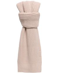 Barbour - Saltburn Ribbed Scarf - Lyst