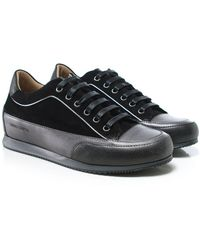 Candice Cooper - Suede Rock Luxe Trainers - Lyst