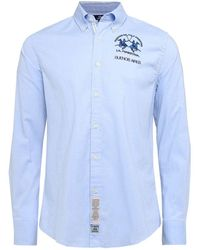 La Martina - Slim Fit Clarence Shirt - Lyst