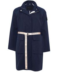 Kilt Heritage - Cotton Trench Coat - Lyst