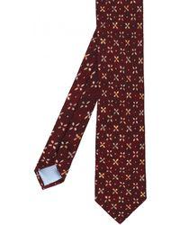 Stenstroms - Floral Wool Tie - Lyst