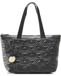 Armani - Quilted Shopper Bag - Lyst