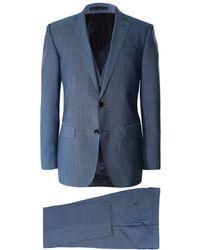 BOSS - Slim Fit Three Piece Huge6/Genius5 WE Suit - Lyst
