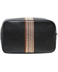 Paul Smith - Signature Stripe Wash Bag - Lyst