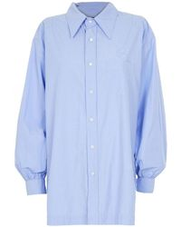 Vivienne Westwood Anglomania - Utility Shirt - Lyst