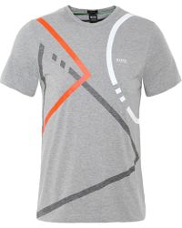 BOSS Green - Crew Neck Tee 5 T-shirt - Lyst