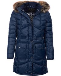 Barbour - Hamble Quilted Jacket - Lyst