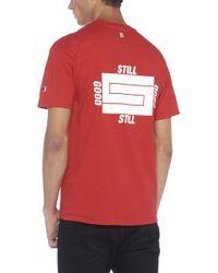 Still Good - 'type' T-shirt - Lyst