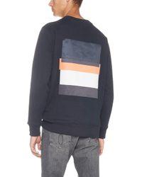 Calvin Klein - 'santin Fleece' Sweatshirt - Lyst