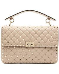 Valentino - 'spikes' Shoulder Bag - Lyst