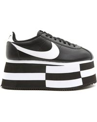 Comme des Garçons - Comme Des Garcons X Nike Platform Sneakers - Lyst
