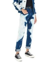 CALVIN KLEIN JEANS EST. 1978 'narrow' Jeans - Blue