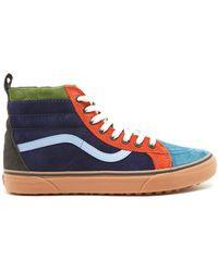 Lyst - Vans Sk8-hi Mte Men Us 6.5 Gray Sneakers for Men 7c39ac00d