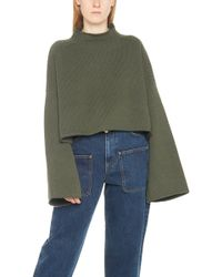 JW Anderson - Cropped Sweater - Lyst