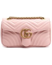 181cf8869640 Gucci - 'marmont 2.0' Shoulder Bag - Lyst